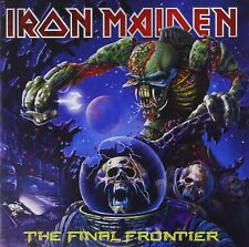 Iron Maiden - The Final Frontier - Satellite 15 New Sealed Music Audio Single CD