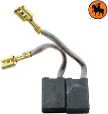 NUEVOS Escobillas de Carbón MILWAUKEE AGV21-230 GEX amoladora - 8x14x20mm