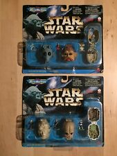 STAR WARS MICRO MACHINES COLLECTIONS II & IV GREEDO TUSKEN RAIDER SCOUT TROOPER