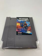 Mission Impossible - NES Nintendo Game