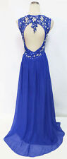 MASQUERADE Blue Evening Prom Formal Gown 5 - $190 NWT