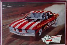 AMT873 - CHEZOOOM CORVAIR Funny Car 1/25 Scale Model Kit AMT-873