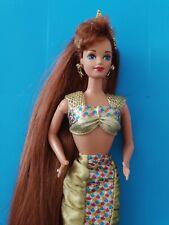 Barbie Jewel hair Mermaid Midge mattel 90er vintage pelirrojo muñeca