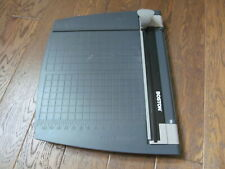 Boston ✅ 26412 Rotary Paper Cutter Trimmer - Great Scrapbooking Craft Tool 12�