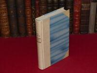 RENE SCHWOB / PROFONDEURS DE L'ESPAGNE RELIE Vélin EO 1928 Grasset Cahiers verts