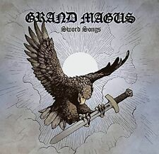 Grand Magus - Sword Songs CD 2016 Nuclear Blast press traditional metal