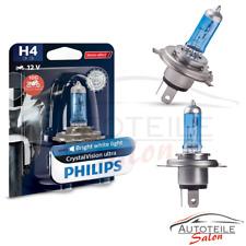 Philips H4 CrystalVision ultra moto 4300k Hell 12342CVUBW