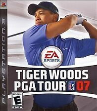Tiger Woods PGA Tour 07 (Sony PlayStation 3, 2006)