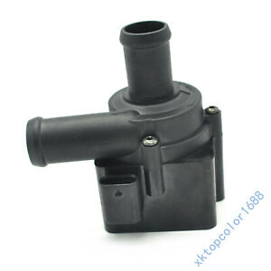 For Audi A6 [2012-2015] 2.0L 3.0L 059121012A Additional Auxiliary Water Pump New