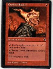 Crown of Flames - Tempest - MTG Magic the Gathering