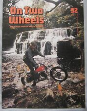 On Two Wheels magazine The inside story of Motor Cycling Issue 92