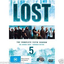 Lost - Season 5 : NEW DVD