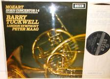 SXL 6108 Mozart Horn Concertos Barry Tuckwell LSO Peter Magg ED2 WBG