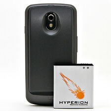 Hyperion Verizon Samsung Galaxy Nexus 3800mAh Extended Battery + Back Cover