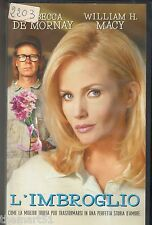 L ' Imbroglio (1998) VHS CiC   Rebecca De Mornay