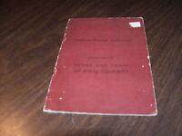 JANUARY 1926 AMERICAN RAILWAY ASSOCIATION AIR BRAKE EQUIPMENT MANUAL