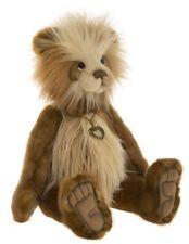 Simone jointed plush teddy bear by Charlie Bears - Cb181832A