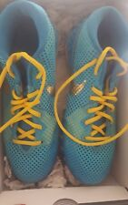 Nike Kyrie 1 size 7 Current Blue and Metallic Gold in EUC