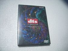 DIGITAL DTS SURROUND / DTS EXPERIENCE --  JAPAN DVD