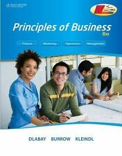Marketing (modified): Principles of Business by Brad Kleindl, James L. Burrow...