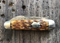 Robeson Large Sleeveboard or Baby Toenail, Wormgroove Bone, Beautiful and Rare!