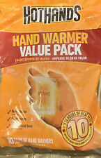 Hot Hands Hand Warmers 10 Count Value Pack Free Ship