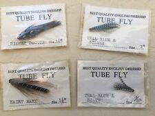 TUBE FLIES by MORRISONS of WREXHAM,,,Vintage Fishing Tackle,,,very good conditio