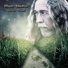 LP Vinyl Mark Shelton Obsidian Dreams (Kopf von Manilla Road)