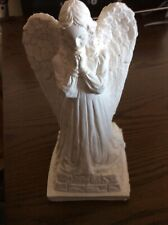 Winged Angel Cherub Garden Ornament Grave Memorial Statue/Home Decoration