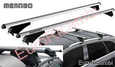 BARRE PORTATUTTO CORRIMANO BASSO MENABO TIGER XL AUDI A4 (B9) Avant 15>