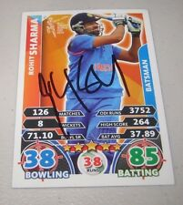 Allan Border (Australia) signed One Day International Cricket Card + COA