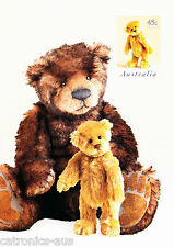 Australian Dolls & Bears Pre-Paid Postcard