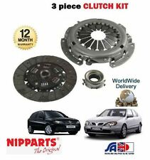 FOR NISSAN ALMERA N15  2.0 GTI PRIMERA SUNNY N14 GTI NEW 3 PIECE CLUTCH KIT