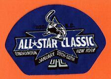 2001 Uhl United Hockey League Minor League All Star Patch