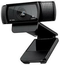 New Logitech HD Pro Webcam C920 1080p Widescreen Video Calling and Recording