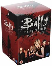 Buffy The Vampire Slayer Series Seasons 1-7 20th Anniversary Edition DVD R2 NEW