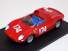 1/18 Ferrari 250 P 1963 Targa Florio car #174 Surtes Parkes Lim 90 pcs  f11