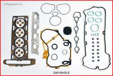 Engine Cylinder Head Gasket Set ENGINETECH, INC. GM146HS-E