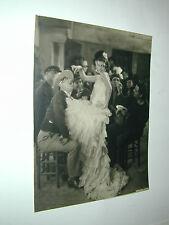 .CONCHITA MONTENEGRO Espagne AUTOGRAPHE Femme Pantin Louys photo cinéma 1929