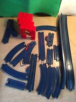 Tomy Train Set Lot 1988 Incomplete Locomotive Toys Train Does Not Work