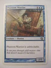 Magic The Gathering Creature Illusion Phantom Warrior Game Card #93 (011-51)