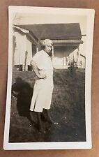 Antique  African American Attractive Lady Old Photo Black Americana