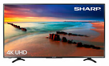 "Sharp Lc-43Lbu591U 43"" Smart 4K Ultra Hdtv Tv Led - Black"