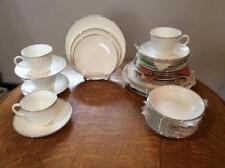 Wedgwood Doric bone china FORTY-EIGHT piece set