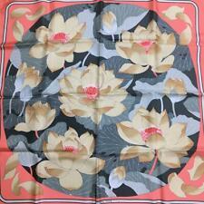 NUOVO Fiore di Loto Design Sciarpa Wrap Viola 160 cm x 52cm