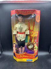 "Vintage The King And I ""Prince"" With Royal Pendant Doll Playmates"
