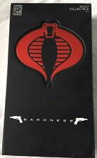Hasbro Baroness Comicon 2009 Collectible