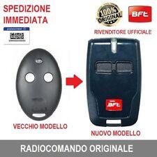 TELECOMANDO ORIGINALE CANCELLO BFT RADIOCOMANDO MITTO2  MITTO 2 TASTI