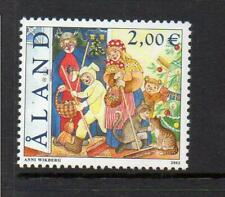 ALAND MNH 2002 SG211 ST CANUTE'S DAY