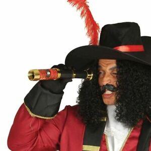Pirate Sailor Stargazer Explorer Toy Telescope Fancy Dress Accessory Item